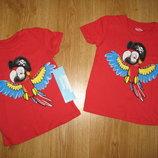Новые футболочки от Глория Джинс 2 года 2 шт