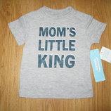 Новая футболочка от Глория Джинс на 12 мес