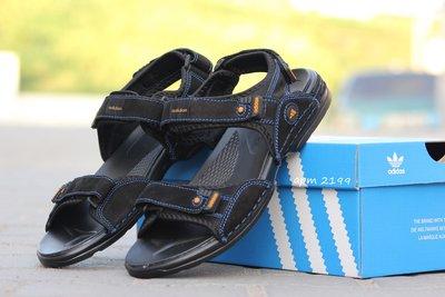 Босоножки мужские Adidas black