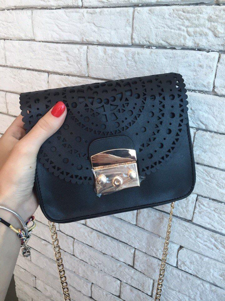 сумки черный Furla RU