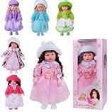 Кукла Красотка M0409 говорит, поет, стихи