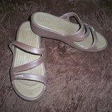 Фірмові крокси Crocs оригінал W6 23.5 см.