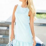 Воздушное летнее платье