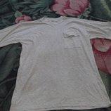 Мужская футболка,большой размер