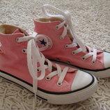 Кеды Converse All Star оригинал размер 31 20 см по стельке