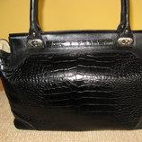 Стильная женская сумка Hobbs кожа
