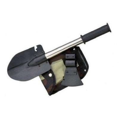 Саперная Лопата 5 В 1 Нож Топор Пила Открывашка