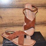 Полностью кожаные сандалии Firetrap 37-38р. Англия