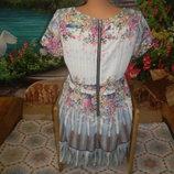 Td true decadence.платье модное ,красивое,сзади молния р 48-50