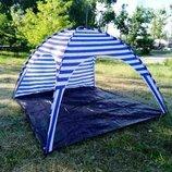 Тент-Шатер пляжный Сoleman 1038 - 240х240х160 см