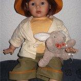 коллекционная кукла Yvonne Zapf Creation автор Theo Menzenbach