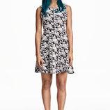 Красивое платье Н&m, M