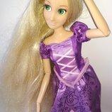 Disney Кукла коллекционная Рапунцель дисней по типу барби шарнирная