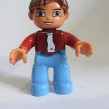куколка кукла фигурка человечек для конструктора по типу лего дупло конструктор