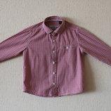 Стильная рубашка Next для стильного мальчишки