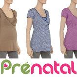 Туніки для вагітних та годуючих мам XS, M, L, XL від фірми Prenatal Італія