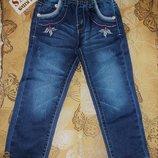 Нові джинси на 2-2,5 роки. Розпродаж