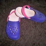 Фірмові крокси Crocs оригінал J2 -22 см, Мексика.