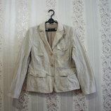 Пиджак ветровка р. 44-48, BELLY BERCLAY, моднявая женская на подкладке распродажа нарядная, лето