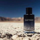 Sauvage 2015 Christian Dior 100% оригинал, духи, парфюмерия, парфюм, мужские
