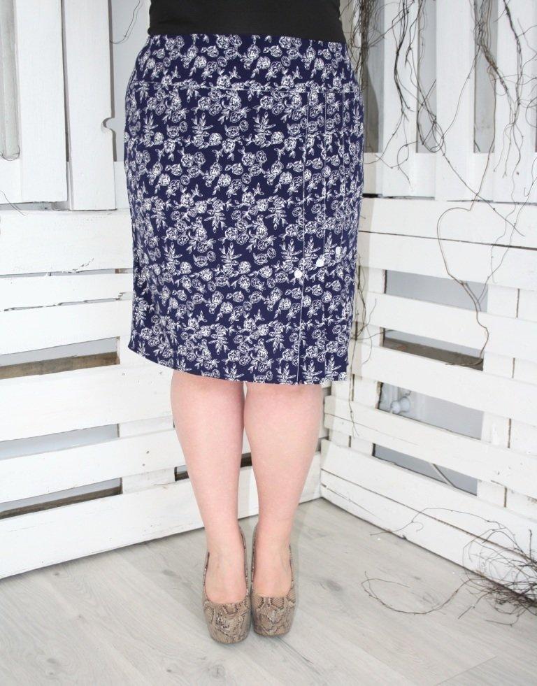 Цветная юбка доставка