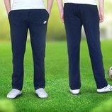 Мужские спортивные штаны супер качество. Прямые и под манжет.46-54р