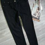 Скинни Falmer р 12. Эластичные брюки