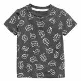 Футболка, размер 2-4 года, для мальчиков, футболочка, хлопок, H&M.