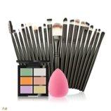 Набор кистей для макияжа 15 шт Спонж Beauty Blender, новые