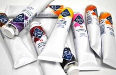 Краска масляная художественная Мастер-Класс дл живописи живопису фарба масло канцтовары канцелярские