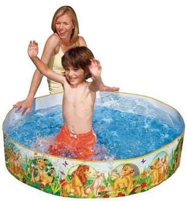 Детский каркасный бассейн Intex 57476NP
