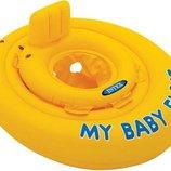 Надувные водные ходунки Мой малыш Intex 56585NP