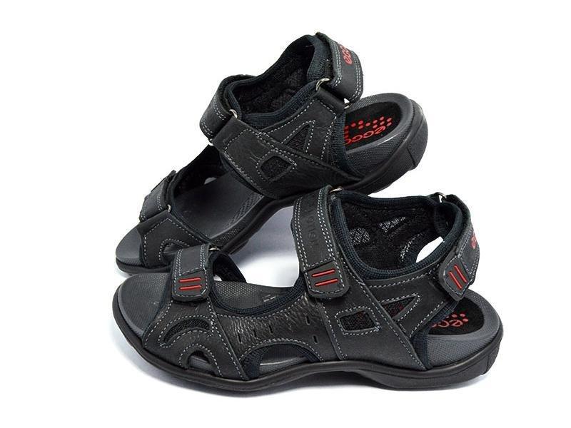 Продано  Сандалии подростковые Ecco Motion Black 36-41р - летняя обувь ecco  в Хмельницком b8fcab6aa03ef