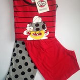 Пижама ROLY-POLY для девочки на рост 92см