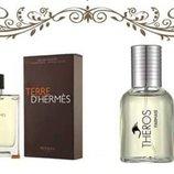 Мужская парфюмированная вода Theros терос от фармаси Farmasi, 50 мл