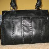 Стильная женская сумка M&S кожа