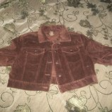 Курточка микровильветStar geans