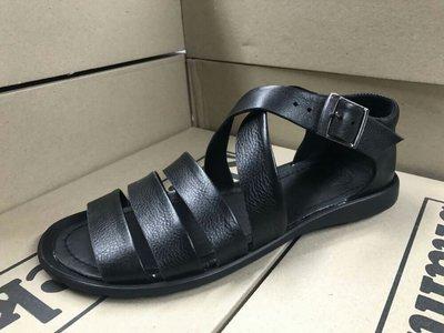 Кожаные сандали .2 цвета