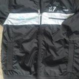 Олимпийка ветровка куртка деми мальчику