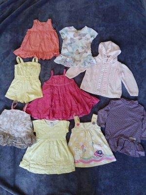 53b56ec674e2db Вещи речі одяг пакетом плаття, кофта, шорти , 1-1,5 роки: 150 грн ...