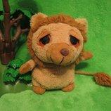 Лев.левеня.львенок.глазастик.мягкая игрушка.мягка іграшка.мягкие игрушки.Keel toys