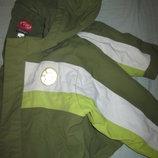 Термо-Куртка зима 4-5-6лет