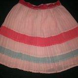 Красивая юбка плиссе Лав Некст 6л