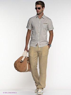 Льняные,котоновые штаны, брюки мужские/подросток р.S-M 42-46 в идеале