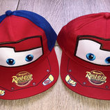 Стильные детские кепки с прямым козырьком