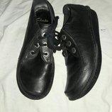 Туфли кожаные clarks 42размер по стельке 27см