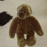 шикарный шарнирный мохеровый Мишенька Bear Fat Dallys Англия оригинал 21 см