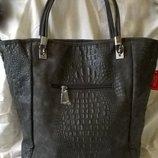 Стильная вместительная сумка Раоlo Truzzi Италия оригинал, тренд, качество, эксклюзив