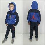 Спортивный костюм Эйр 104-152 три цвета