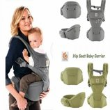 2 in 1 Ergo baby hipseat carrier хипсит эргобеби